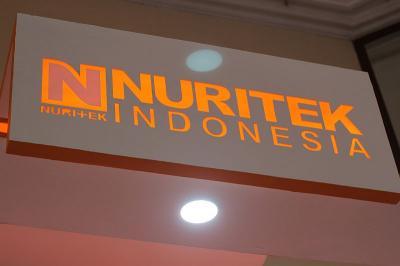 Perusahaan Alkes asal Cianjur, Nuritek Pamer Produk Buatan Dalam Negeri