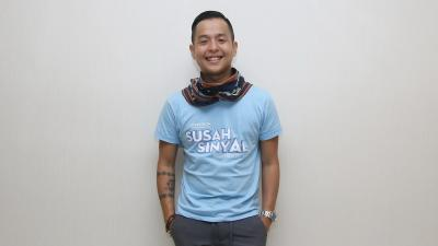 Pandangan Ernest Prakasa Terhadap Kabinet Baru Jokowi