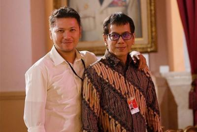 Wishnutama Dilantik jadi Menteri, Artis Tanah Air Kompak Panggil Bro