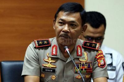 IPW Sorot Penunjukan Idham Azis Jadi Kapolri