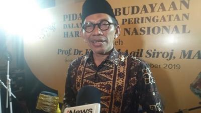 Fachrul Razi Jadi Menag, PBNU: Banyak Kiai Daerah Kecewa dan Protes
