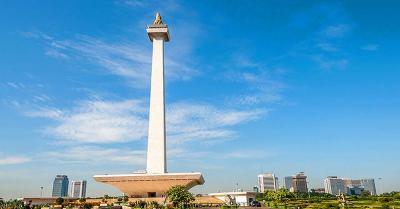 Cuaca Jakarta Cerah Hari ini, Waspada Angin Kencang di Jakarta Utara