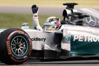 Jadwal F1 GP Meksiko 2019