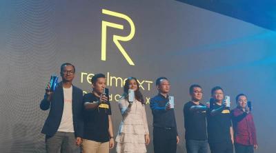 realme XT Resmi Meluncur dengan Kamera 64 MP di Indonesia