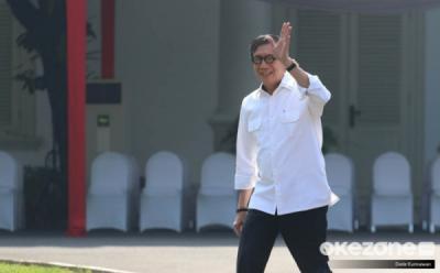 Perjalanan Karir Yasonna Laoly, Menkumham Dua Periode Jokowi
