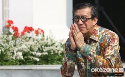 Kembali Jadi Menkumham, PDIP Pastikan Yasonna Mundur dari DPR