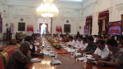 Jokowi: Tujuan Besar Pekerjaan Kita Adalah Penciptaan Lapangan Kerja