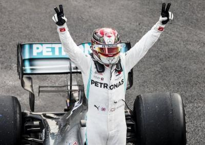 Rosberg Yakin Hamilton Bakal Samai Rekor Juara Schumacher