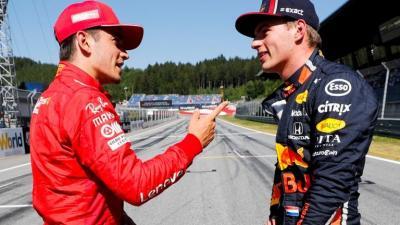 Leclerc Diprediksi Juara Dunia F1 Lebih Dulu ketimbang Verstappen