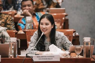 Netizen Ramai-Ramai Ingin Jadi Admin Medsos Wamenparekraf Angela Tanoesoedibjo