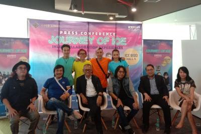 Alasan ICEFEST Music Concert 2019 Hadirkan Musisi 4 Generasi