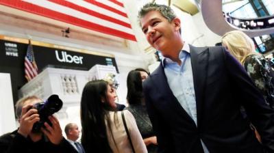 Travis Kalanick Jual Saham Uber Senilai Setengah Miliar Dolar AS