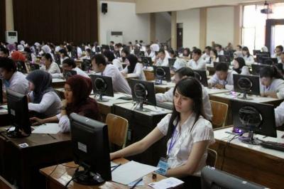 Website Pendaftaran CPNS Sempat Down, Netizen: Tinggal Masak Masih Loading