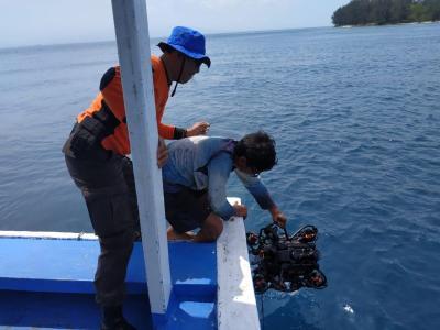 4 Fakta di Balik Hilangnya WNA Asal China di Pulau Sangiang