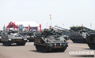 Meski Bersifat Defensif, Kemampuan Militer Indonesia  Juga Harus Antisipasi Ancaman