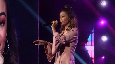 Nyayikan Lagu Ariana Grande, Esther Gagal Pukau Juri Indonesian Idol 2019