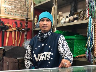 Jimat Wafak Diburu Jelang Tes CPNS, Pedagangnya Justru Tak Percaya Khasiatnya