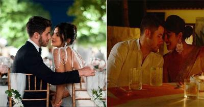 6 Potret Kemesraan Priyanka Chopra dan Nick Jonas yang Bikin Baper Setengah Mati