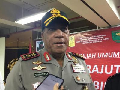 Kapolda Papua: Ada Ancaman Jelang HUT OPM