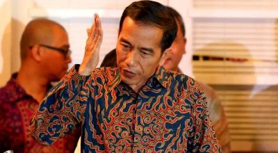 Jokowi ke Penegak Hukum: Jangan Pura-Pura Salah Gigit!