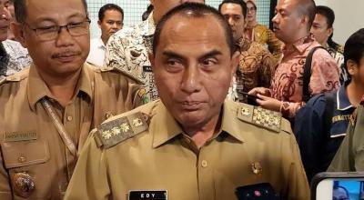 Pasca-Ledakan di Polrestabes Medan, Gubernur Sumut Minta Warga Tenang