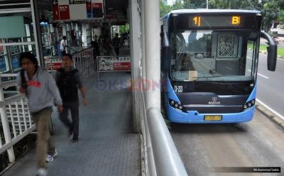 Viral Iklan Tak Senonoh di Bus Transjakarta, Ini Kata Pihak Operator