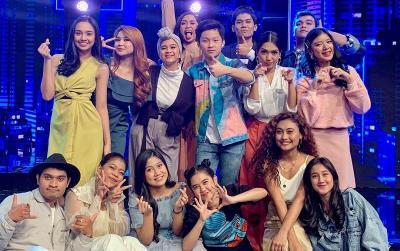 Daftar 15 Kontestan yang Melaju ke Panggung Spektakuler Indonesian Idol 2019
