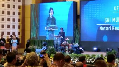 Daerah Kesulitan Kelola APBD, Sri Mulyani: Mungkin Butuh 540 Menteri Keuangan