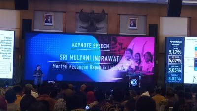 Sri Mulyani: Perjalanan Dinas Setahun Sekali Saja, Jangan Wira-Wiri!