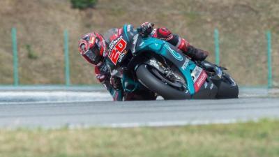 Hasil Sesi Latihan Bebas 2 MotoGP Valencia 2019