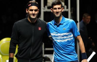 Usai Takluk di ATP Finals 2019, Djokovic Sebut Federer sebagai Panutannya