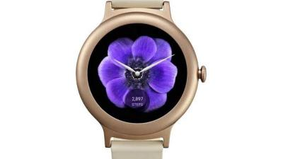 LG Bikin Smartwatch Mirip Perhiasan untuk Wanita, Ini Wujudnya