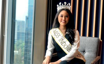 Akan Bertanding di Miss World, Princess Megonondo Ungkap Pentingnya Peran Keluarga
