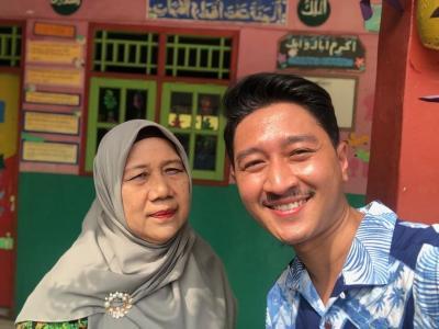 Perjuangan Guru Kartini Bangun TK untuk Warga Kurang Mampu, Dulunya Penjual Kacang Rebus