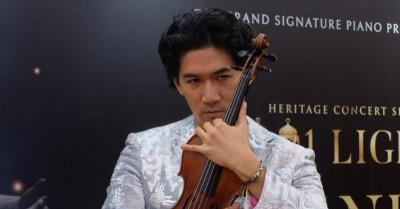 Sukses di New York, Iskandar Widjaja Gelar Konser di Jakarta