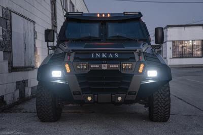 SUV Lapis Baja Gubahan Inkas Berkekuatan 330 Hp, Debut Pada 2020 Mendatang