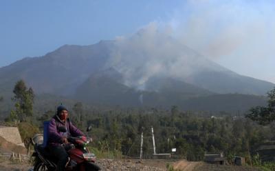 Warga Diimbau Waspadai Aliran Lahar Gunung Merapi jika Hujan