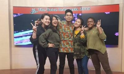 Menuju Babak Puncak, Peserta The Voice Tak Mau Saling Bersaing
