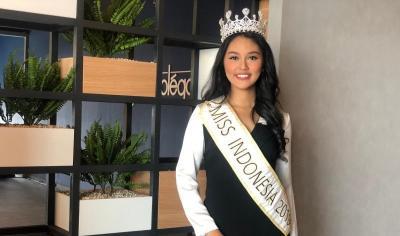 Jika Menang Miss World 2019, Ini yang Akan Dilakukan Princess Megonondo