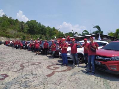 Begini Langkah DFSK Bangun Kedekatan dengan Konsumen di Lampung