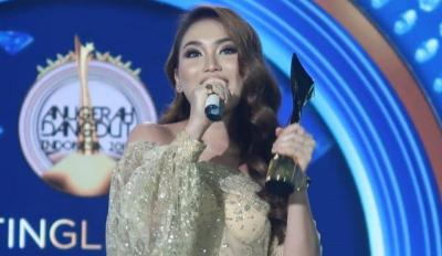Daftar Pemenang Anugerah Dangdut Indonesia 2019, Ayu Ting Ting Borong 4 Trofi