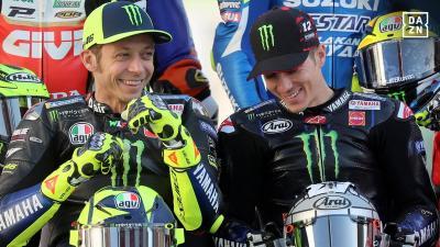 Meregalli Kecewa dengan Hasil Rossi dan Vinales di MotoGP Valencia 2019