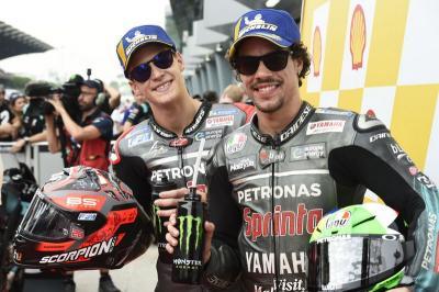 Zeelenberg: MotoGP 2019 Musim Fantastis untuk Petronas Yamaha