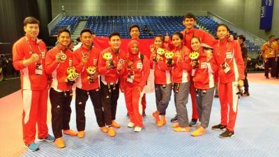 Pencapaian Kontingen Indonesia pada 5 Penampilan Terkini di Ajang SEA Games