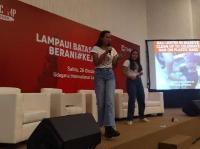 Melati Wisjen, Melati yang Wangikan Lingkungan Bali