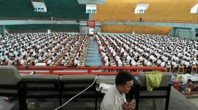 BKN Ingatkan Batas Waktu Pendaftaran CPNS, Netizen: Layaknya Stadion Bola