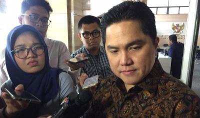 Erick Thohir Tak Mau Dirut dan Komut Main Drama di BUMN