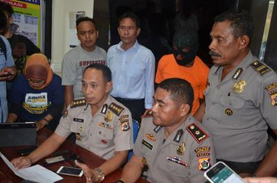 Pimpinan KKB yang Serang Polsek Sinak Papua dan Bunuh 3 Polisi Ditangkap