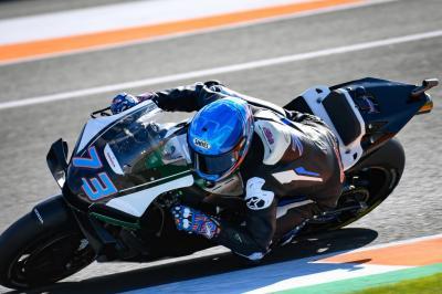 Puig Puas dengan Debut Alex Marquez Tunggangi RC213V