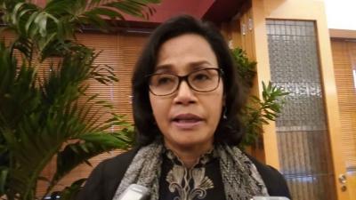 Sri Mulyani: Kantor Bea Cukai Penuh Mobil dan Moge Sitaan